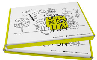 Out of the Box Fun - Box