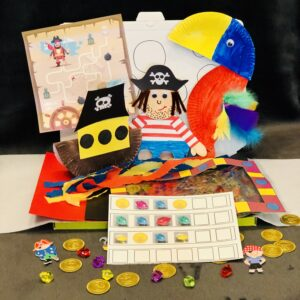 Pirate Adventures Box