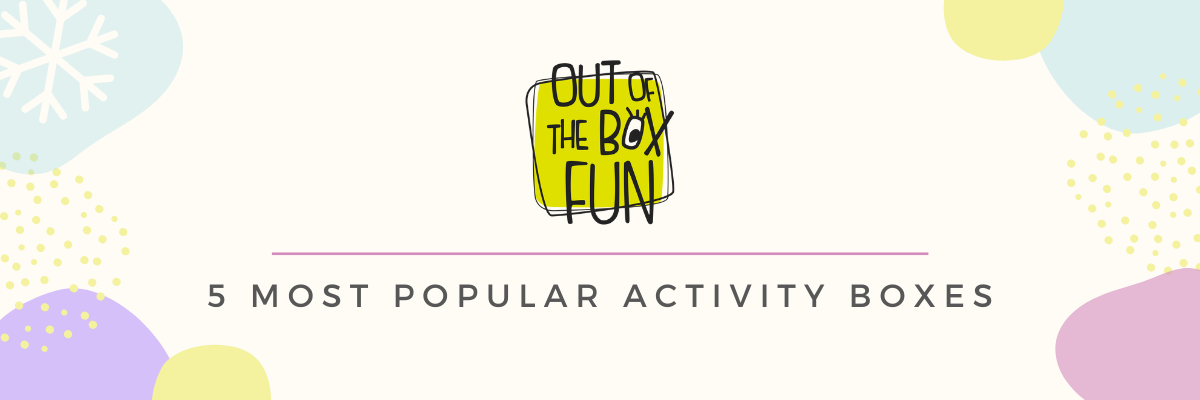 5 Most Popular Activity Boxes